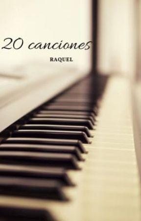20 canciones by raquelferla79
