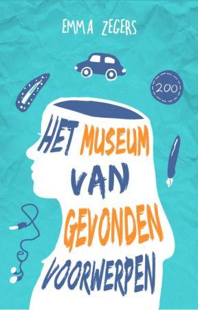 Het museum van gevonden voorwerpen (als boek verkrijgbaar per 14-05-21) by MissTop40