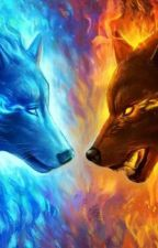 Kitsune vs  Varcolaci de FireeFoox07