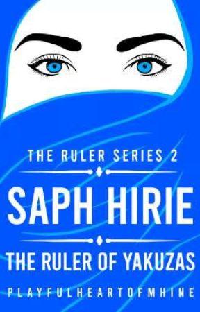 SAPH HIRIE: The Ruler of Yakuzas by playfulheartofmhine