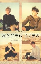 The BTS Hyung Line Promotion Book by YoIamnicepaprika_7