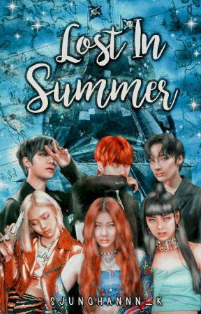 Lost In Summer • txtzy  by sjunghannn_k