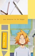 Dear Diary....[Kaminari Denki x Reader] by kageyama_supremacy09