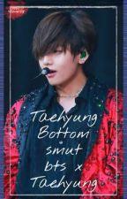 Taehyung X BTS by TeaCoke