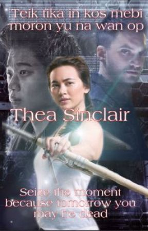 Sinclair (2): The 100 fanfic by wolf117755