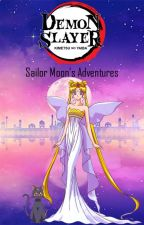 Demon Slayer: Kimetsu no Yaiba {Sailor Moon's Adventure} by WUW_Demon_Slayer
