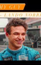 My Guy - Lando Norris  by mult1writer4x