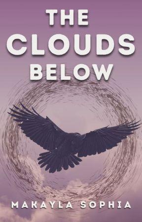 The Clouds Below by MakaylaSophia