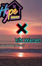 Hype House Fanfic! II Alex warrens little sister by Kookiesbabybunny