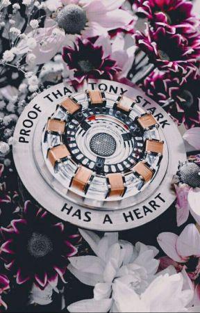 Tony Stark Has A Heart by ssadumba55