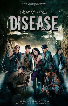 Disease • BTS by YalimarYanez