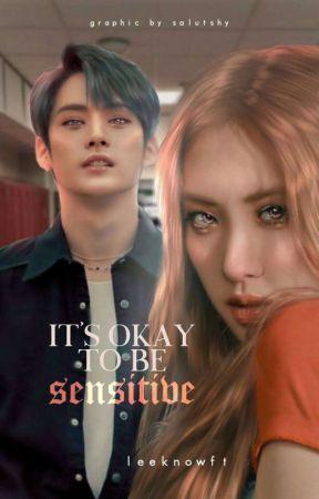 IT'S OKAY TO BE SENSITIVE ━━━ lee minho. by glowmimi