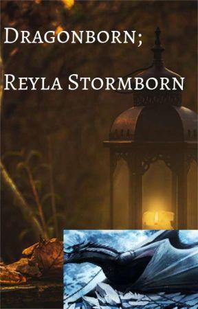 Dragonborn; Reyla Stormborn  by elsker_friluftslivet