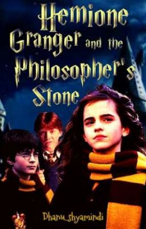 Hermione Granger And The Philosopher's Stone by Dhanu_shyamindi