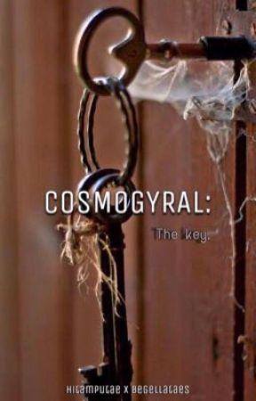 COSMOGYRAL: the Key [KookV] by hitamputae
