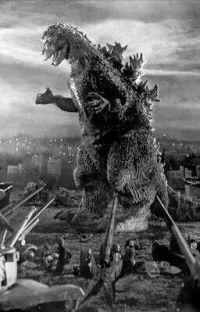 Godzilla 1954 a História cover