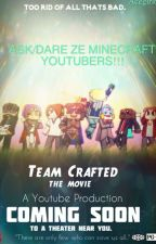 Ask/Dare Ze Minecraft Youtubers..... (WARNING!!!: THERE WILL BE SHIPS!! :3) by Acegirl6