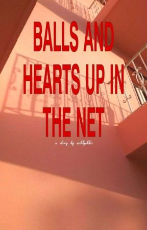 balls and hearts up in the net » taekook. by wildgukkie