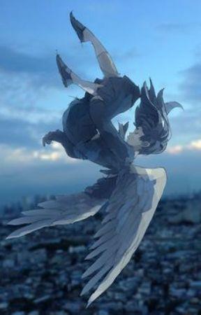 Vulture (Hawks Sister)(villain rehab) by Chimera_Regarion