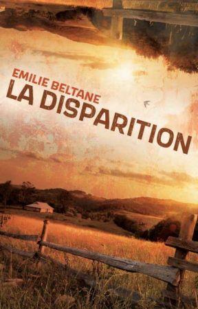 La disparition by EmilieBeltane