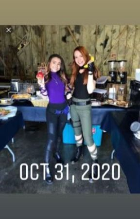 Kim possible role play  by jessicabiggs50