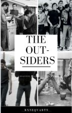 The Outsiders Imagines by __rxseqvartz__