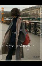a string to serendipity •FEM NJ×YJ• by OrangesodaHyunjin