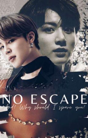 No Escape //Jk/Y/n/Jm// by lolayeta