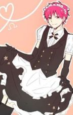 Our maid (Saiki K.) by KidCat8