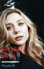 College Days [Elizabeth Olsen] by WandaUK