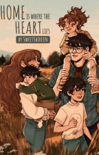 Home is Where the Heart Lies    Harmione by Sweet-Shireen