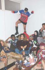 💜✨Saiki gang 🖕🏾✨ by Kellie0309