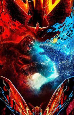 K I N G (Godzilla Jr. x Rwby) by Exe_265
