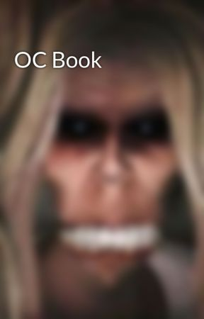 OC Book by Sovereign_of_Pain