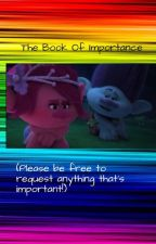 The Book Of Importance! by TheSadUnicorn84
