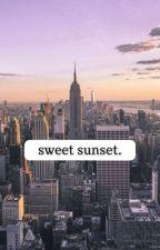 Sweet Sunset by landosimpppp