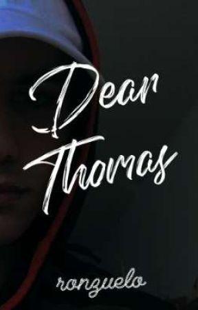 Dear Thomas by ronzuelo