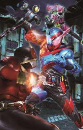 War of Kamen Rider (Remake)  by Kaitou-Saikyou-Zeta