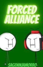 Forced Alliance (Chenry/Stickvin) by SageNinjaMorro