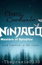 Chaos Coordinator (Ninjago x male reader) by Theproxie0130