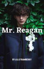 Mr. Reagan by lillstrawberry