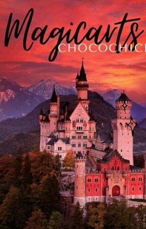 Magicarts by Choocochick