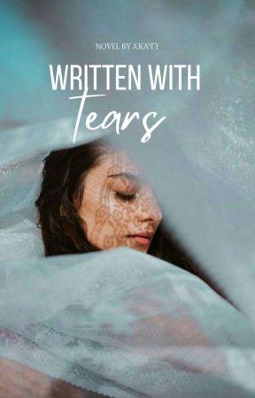 Written with Tears   ✎ by travist_