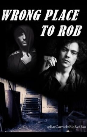 Wrong Place To Rob by EatCarrotInBigRedBus
