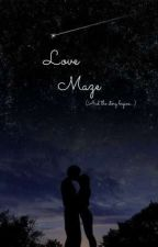 LOVE MAZE ║KIM NAMJOON║ by Pastelnams
