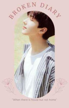 Broken Diary | Park Jisung  by Littlefairyyyy12