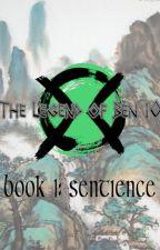 The Legend of Ben 10: Book 1, Sentience. by Misaka_Omnitrix