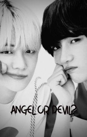 Angel Or Devil? ( Yeongyu x Beomjun ) by -Beomjunist-