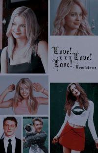 LOVE! LOVE! LOVE!  cover