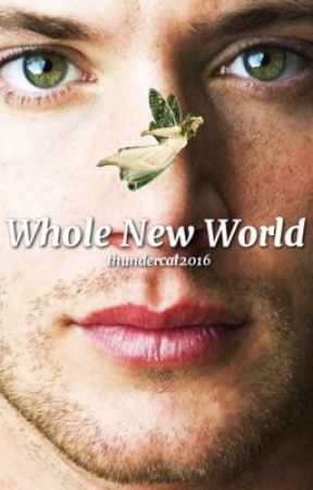Whole New Word by thundercat2016